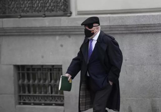 El comisario jubilado José Manuel Villarejo - Óscar Cañas - Europa Press