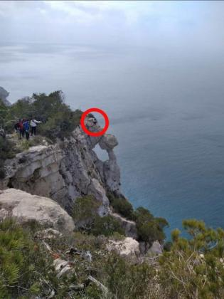 Llamamiento a la precaución por el aumento de excursionistas temerarios.