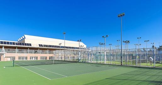 Las instalaciones de CampusEsport se adaptan rápidamente a la normativa vigente y permite reservar en su app.