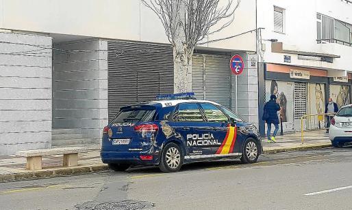 El detenido fue trasladado ayer por la mañana a los juzgados de Ibiza para declarar ante la juez.