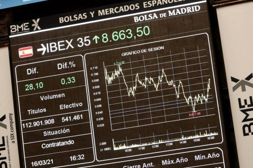Valores del Ibex 35 - Eduardo Parra - Europa Press