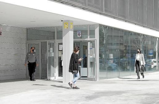 El juicio se celebró ayer a mediodía en el juzgado de lo Penal número 2 de Ibiza.