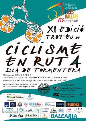 Este domingo vuelve el ciclismo en ruta en Formentera.
