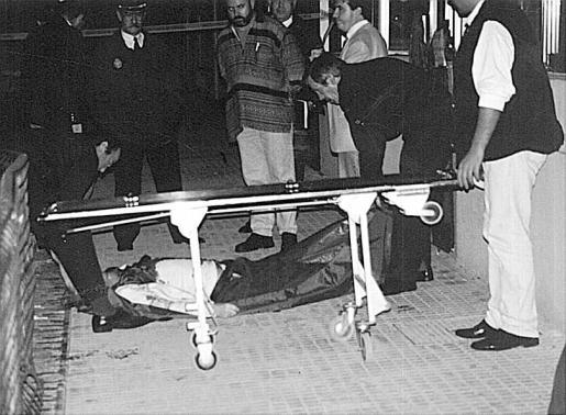 Helmut Heinz fue asesinado en 1994.