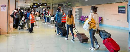 Se esperan vuelos del extranjero durante estos días de Pascua.