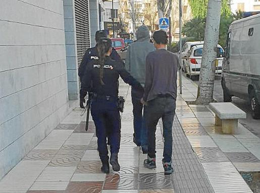 Los dos detenidos pasaron a disposición judicial.