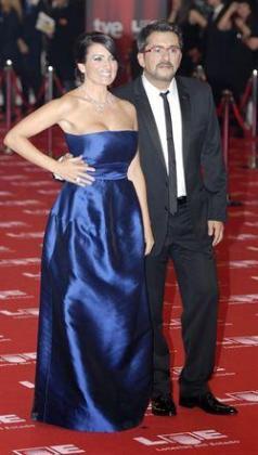 Andreu Buenafuente y Silvia Abril, en una imagen de archivo.