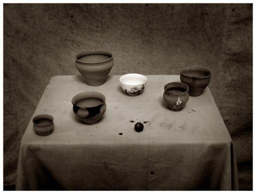 Una de las imágenes que forman parte de la exposición.