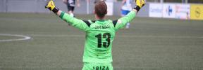 Triunfo sobre la bocina de la Peña Deportiva ante el Prat (1-2)