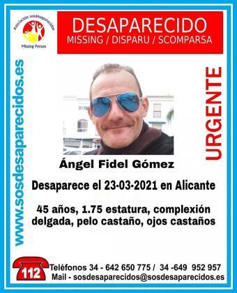 Piden colaboración para localizar a un hombre desaparecido tras venir a trabajar a Ibiza.