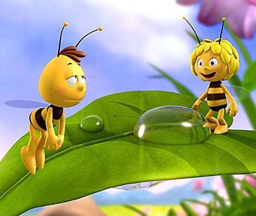 Imagen de los nuevos capítulos de 'La abeja Maya'.