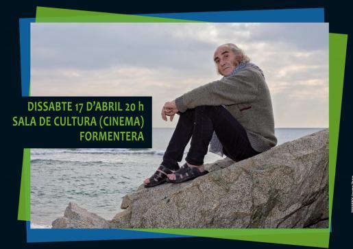 Pau Riba vuelve a Formentera con el Barnasants.