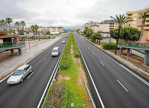 La reforma de la E10, uno de los proyectos que depende del nuevo convenio de carreteras.