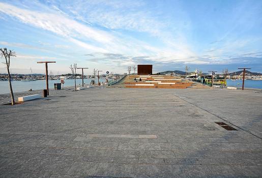 Las obras ejecutadas en es Martell son ilegales, según el colegio de arquitectos.