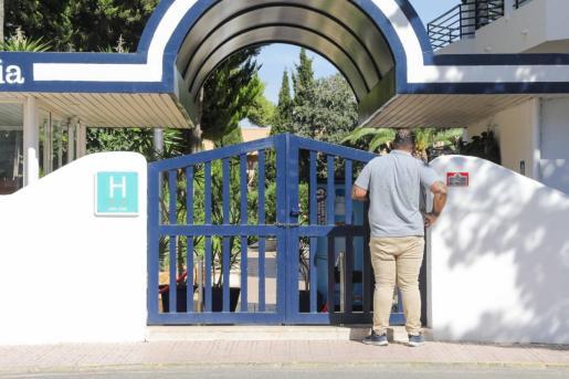 Imagen de archivo del hotel La Noria.