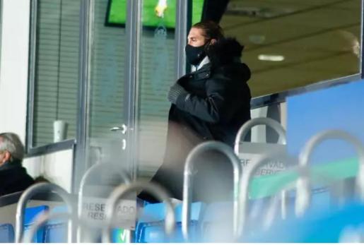 Sergio Ramos, capitán del Real Madrid, en una imagen de archivo.