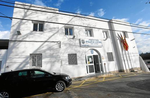 La Policía Local de Sant Antoni abrió diligencias por un delito contra la seguridad vial.