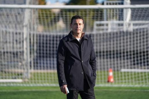 Amadeo Salvo, presidente de la UD Ibiza.