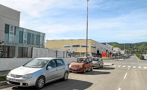 Polígono industrial de Can Bufí.