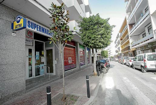 La calle Soledad, una de las vías en las que se ejecutarán las tareas de mantenimiento.