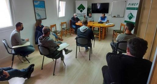 Reunión de Pimef.