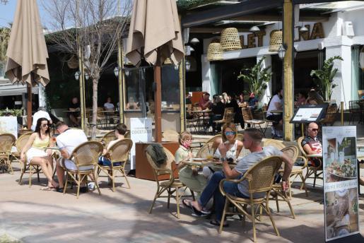 La oferta de alojamiento de la Platja de Palma mantiene unos buenos registros de actividad hasta este próximo domingo.