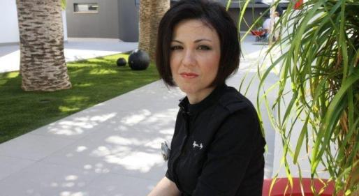Alicia Reina.
