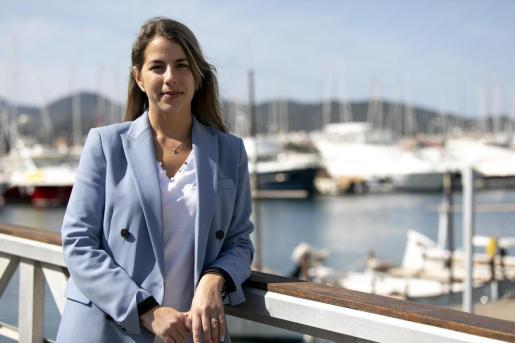 Ana Gordillo Costa, presidenta de la Federación Empresarial Hotelera de Ibiza y Formentera (FEHIF).