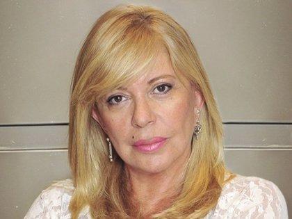 Barbara Rey, en una imagen de archivo.