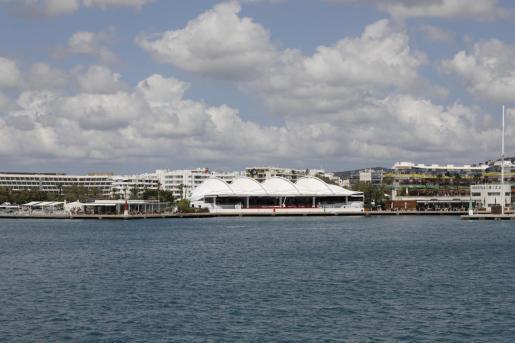 Vista de Marina Ibiza.