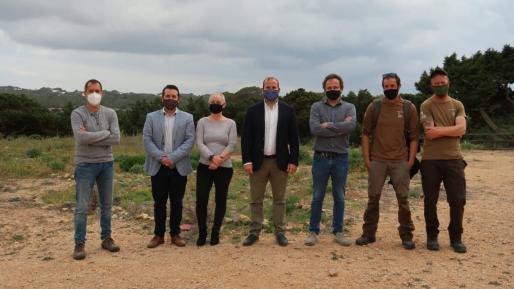 La campaña triplica el número de trampas en Formentera.