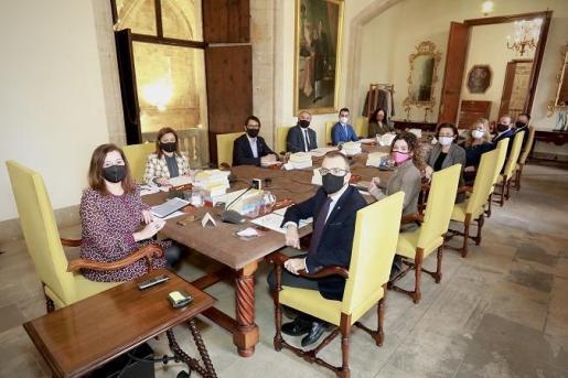 Consell de Govern.