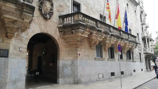 El joven fue juzgado ayer en la Audiencia Provincial de Palma.