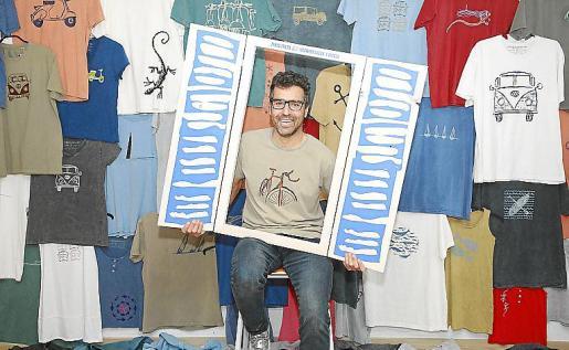 Jaume Bagur es el alma del negocio.