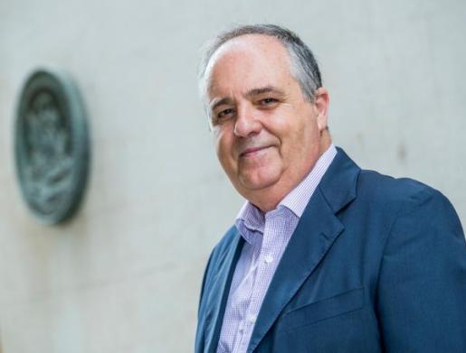 Antoni Mercant, presidente de la Cámara de Comercio de Mallorca.