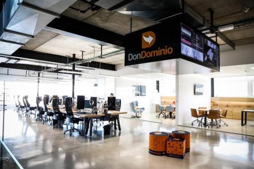 En DonDominio, el objetivo como empresa es ayudar en la creación del proyecto digital.