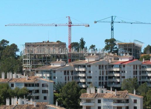 La escasez de obra nueva provoca una mayor demanda de vivienda usada.