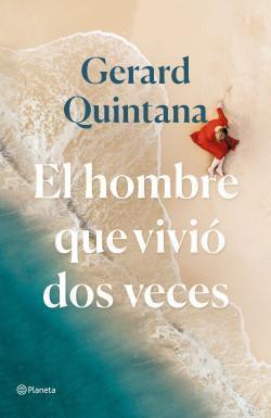 Portada de la última novela de Gerard Quintana.