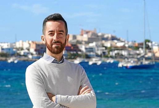 Javier Torres, coordinador insular de Cs en las Pitiusas.