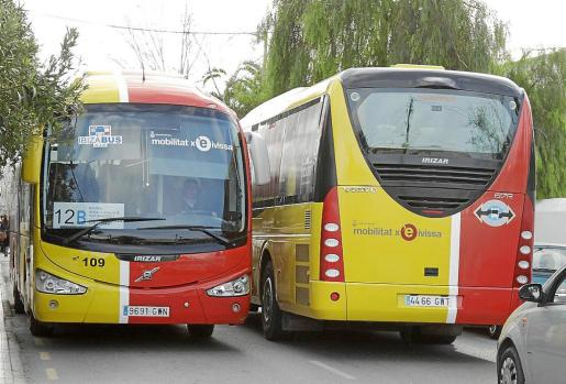 Los jubilados hicieron en 2012 un total de 425.000 viajes en autobús totalmente gratuitos.