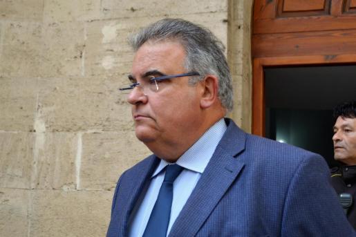El fiscal jefe de Baleares, Bartomeu Barceló.