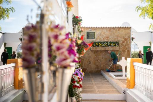 Imagen de archivo del cementerio de Puig de Missa.