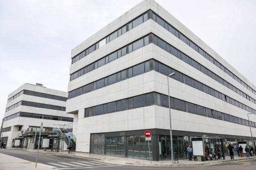Edificio Cetis, en una imagen de archivo.