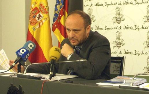 Rafael Rubio, subdelegado del Gobierno en Valencia, detenido por la UCO.