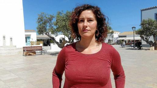 Silvia Tur, en una imagen de archivo.