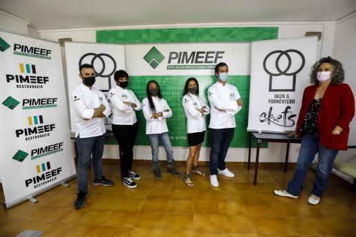 La asociación nace con el apoyo y bajo el paragüas de Pimeef.
