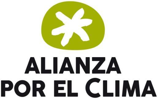 Logo de Alianza por el Clima.