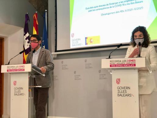 Unas 17.000 empresas de Baleares y otros tantos autónomos cobrarán a partir de julio los 855 millones de euros en ayudas para hacer frente a los efectos económicos de la COVID.