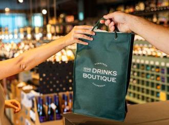 1898 Drinks Boutique: Miles de vinos y destilados listos para servir en casa a un click