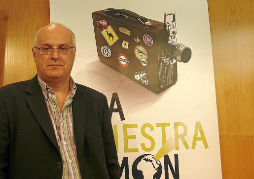 José Ramón Balanzat, en una imagen de archivo cuando fue director general.